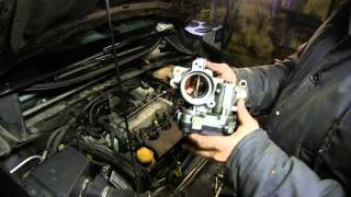 Opel drallklappen gestänge reparatursatz