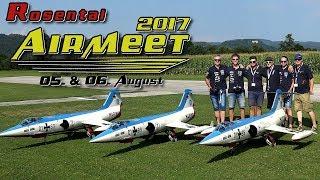 Rosental Airmeet 2017 - Compilation