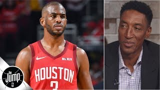 Chris Paul will stay in Houston and go for a title next year - Scottie Pippen | The Jump