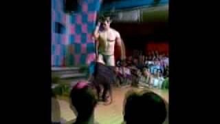Stripper Oscar Cansing (Discoteca Vulcano) Brand New Day
