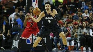 NBA Mexico City Bulls Magic! Jabari Parker Out Rotation! 2018-19 NBA Season