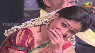 Dasari Narayana Rao praising Nayanatara