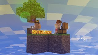 Minecraft : SkyBlock -1- Hunharca Gülen Hakan !