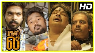 Bruce Lee Movie Scene | G V Prakash witness Ramdoss killing Mansoor Ali Khan | Kriti