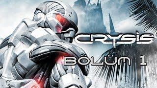 Crysis: Bölüm 1: ilk Işık - Contact #1 (Türkçe Dublaj 2016)
