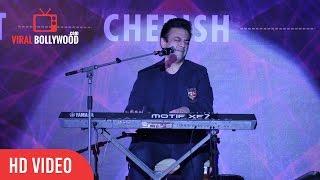 Adnan sami Awesome piano playing | Subhash Ghai 71st Birthday Celebration | Viralbollywood