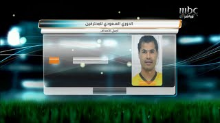 أجمل 5 أهداف في الجولة الـ21 من الدوري السعودي