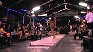 Natalie Zena Beachwear Fashion Show Kress Nightclub Hollywood