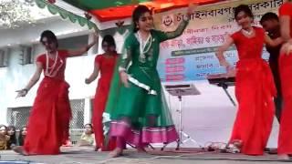nawabganj govt mohila college Jege utho bangladesh