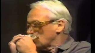 Billy Joel  Toots Thielemans Performs Leave A Tender Moment Alone on Letterman