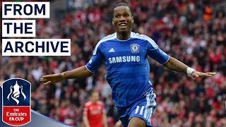 Chelsea v Liverpool - FA Cup Final 2012 | From The Archive