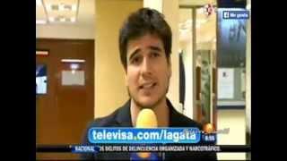 Érika Buenfil y Daniel Arenas te invitan a ver el Final De La Gata {1:N} 16-10-14