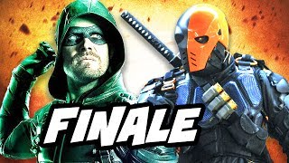 Arrow 2017 - S05E23-Finale ...GSTV➳