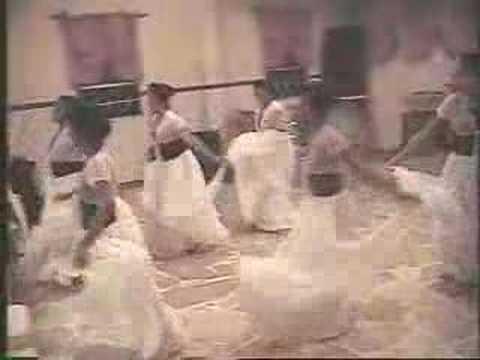 Grupo de danza cristiano Me voy con Cristo