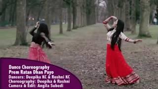 اجمل رقص بنات بالهندي  على اغنية هندية
