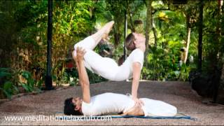 Yin Yang Yoga Music: 30 Minutes Relaxation With New Age Deep Meditation Music