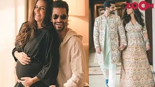 Neha Dhupia REVEALS why she kept her pregnancy a secret | Bollywood News
