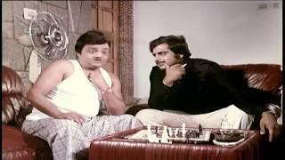 Ambarish Escape From Mental Hospital   Prema Mathsara Kannada Movie   Sundar Krishna   Dwarakish