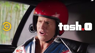 Tosh.0 - Web Redemption - Car Jump Kid