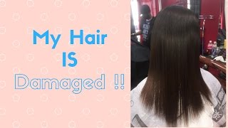 My Hair Is Damaged 😡 💇🏾 ! | Natural Hair Problems