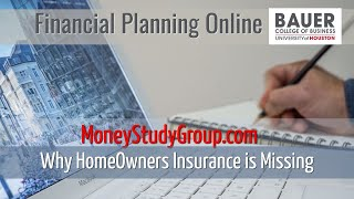 Why Homeowner Insurance is Missing in My Planning Portal