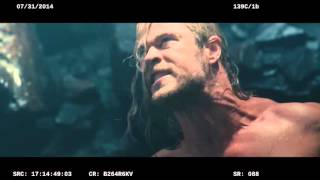 Avengers Age of Ultron |Deleted scene Thor's Vision (2015) Chris Hemsworth