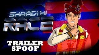 Race 3 Trailer Spoof || Salman Khan || Shudh Desi Endings