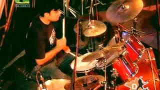 Mechanix-Kalo Bikkhob (Bangladeshi Thrash Metal Band)