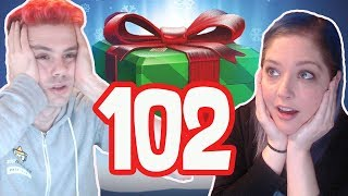 102 Winter Lootbox Opening [ft. My Girlfriend]
