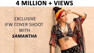 Samantha Gorgeous Photoshoot | JFW Cover Shoot with Samantha | #Samantha | JFW Magazine