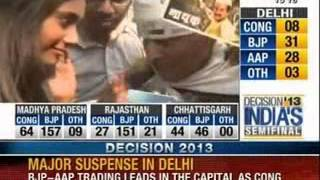 Arvind the 'David', the giant killer who swept 'Goliath' Sheila Dikshit out of power - News X