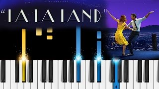 Engagement Party (La La Land Soundtrack) - Piano Tutorial