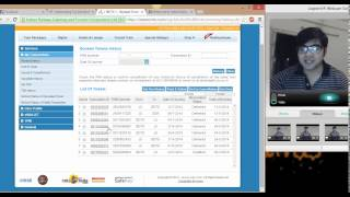 How to check PNR Status of Train ticket on IRCTC website