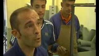 Reportaje en la cárcel