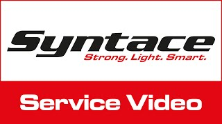 Syntace NumberNine Titan Service Video