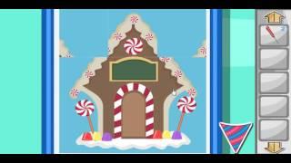 Escape Game-Candy House Level 4 Walkthrough