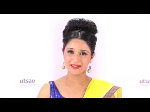 Xxx Mp4 How To Wear Mumtaz Style Saree In The DIY Way 3gp Sex