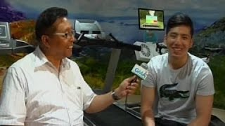 UB: One-on-one interview with Jeric Teng