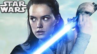 Rey's 3 NEW Force Powers Revealed! - Star Wars The Last Jedi
