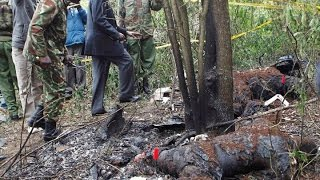 Saitoti Death Mystery The Truth