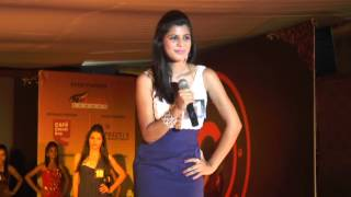 Mr N Ms Vadodara Central 2013- Girls Introduction Round - Trinity Solutions by Rizwan Saiyed