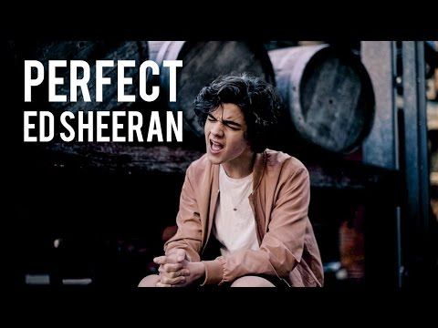Download Perfect - Ed Sheeran (Cover by Alexander Stewart) On Musiku.PW