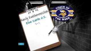 HSSR Coach Of The Week: Blue Earth's Randy Kuechenmeister