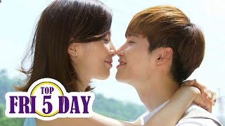 Top 5 Noona Romance Dramas (OLDER WOMAN/CUTE YOUNGER MAN)