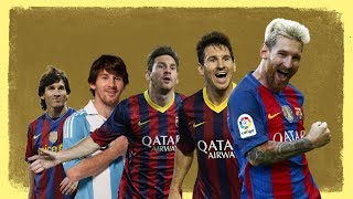 Leo Messi : 30 Years Of The GOAT