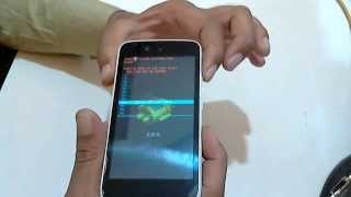 Hard Reset Micromax Canvas A1 | Remove Screen Pattern Password Lock AQ 4501