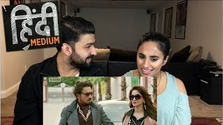 Hindi Medium Trailer Reaction | Irfan Khan, Saba Qamar | Reaction by RajDeep