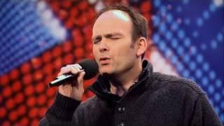 Hendrick Huelsman - Britain's Got Talent 2011 audition - itv.com/talent - International Version