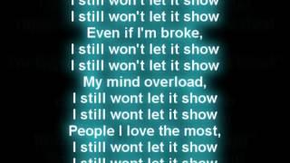 Tyga - Let it Show Featuring J Cole [Lyrics On Screen]