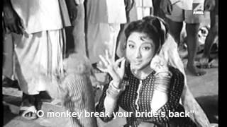 Sathi Hara - Romantic Bengali Movie - Part 1/12 - Uttam Kumar & Mala Sinha